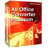 All Office Converter Platinum 6.5 {x64-x86} Türkçe Portable